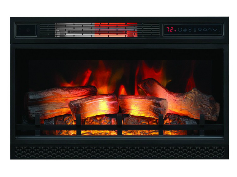 Classicflame CF26 inbouwhaard met verwarming